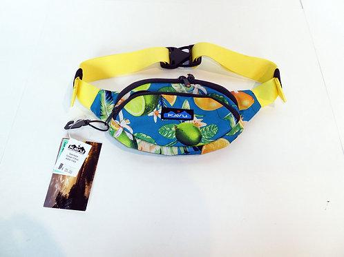 Kavu Spectator Belt Bag Fanny Pack Accessory Ocean Citrus (ELAV-9204-1169)