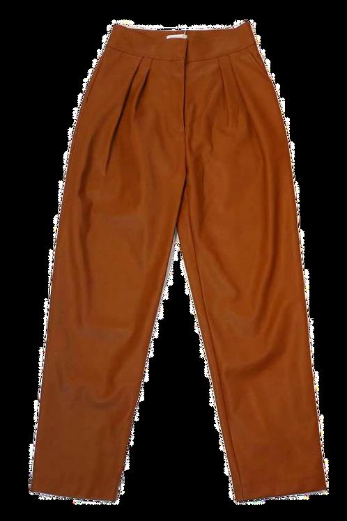 Womens Ronny Kobo Rosa Pant Faux Leather Pant (HFRK-961016PLR)