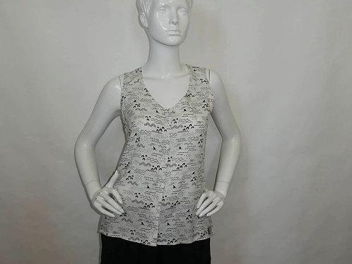 Kavu Womens Beryl Free Flow'n Sleeveless Blouse  (ELAV-KA2040-1215)