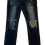 Thumbnail: Mens One Teaspoon Mr Blues Jeans,Stretch,Relaxed Rise,Skinny(HFOT-19826ALONG)