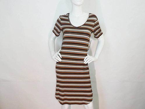 Kavu Womens Sachi Terrain Stripe Dress - Stretch  (ELAV-KA6108-1135)