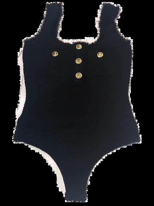 Womens Ronny Kobo Lia Bodysuit (HFRK-975809CHT)