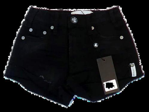 Kids One Teaspoon High Waist Cult Denim Shorts (HFOT-21810)