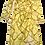 Thumbnail: Womens Ronny Kobo Kaira Long Sleeve Silk Blend Dress (HFRK-9781409CSP)