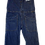 Thumbnail: Womens One Teaspoon French Stripe Camp Overalls (HFOT-22033)