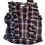 Thumbnail: Womens One Teaspoon Vintage Check Sofia Shirt (HFOT-22690)
