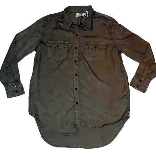 Womens One Teaspoon Safari Liberty Shirt (HFOT-21749)