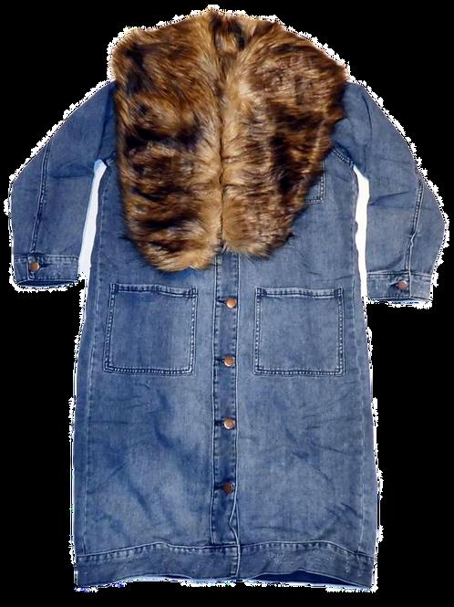 Womens One Teaspoon Hummingbird Coat (HFOT-22380)