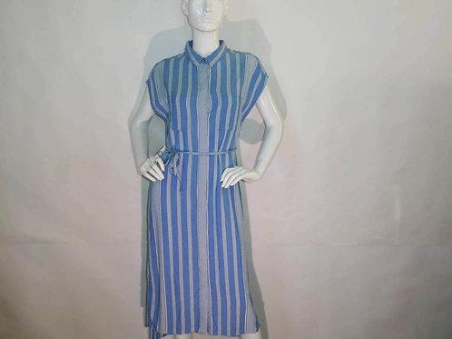 Kavu Womens La Paz Sleeveless Button-up Dress (ELAV-KA6100-910)