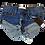 Thumbnail: Kids One Teaspoon Bandit Denim Shorts (HFOT-21350)