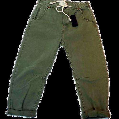 Womens One Teaspoon Safari High Waist Pant (HFOT-23018)