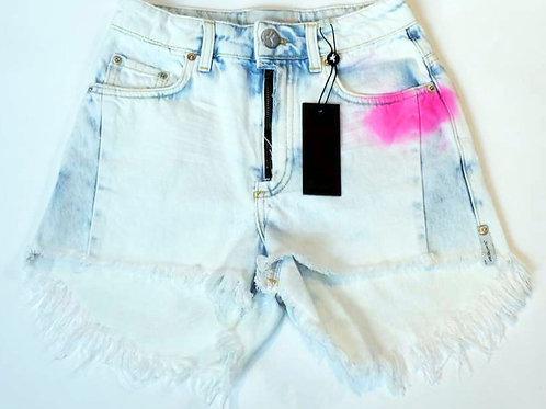 Womens One Teaspoon Bonita High Waist Shorts (HFOT-23362)