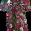 Thumbnail: Womens Ronny Kobo Astrid Floral Bouquet Dress (HFRK-9781286BFJ)