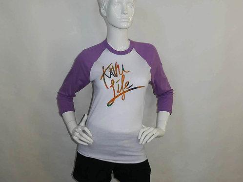 Kavu Womens Retro Printed Tee 3/4 Sleeve Top (ELAV-KA202-326)