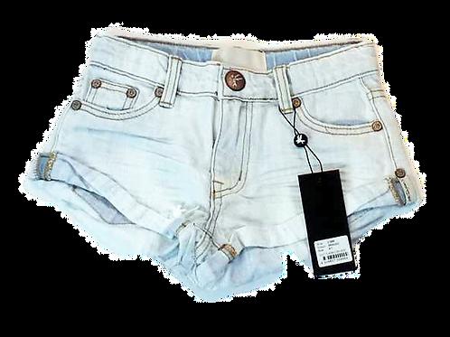 Kids One Teaspoon Cult Classic Denim Shorts (HFOT-21686)