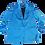 Thumbnail: Womens Generation Love Fabien Satin Bright Blue Blazer (HFGL-SU20323)