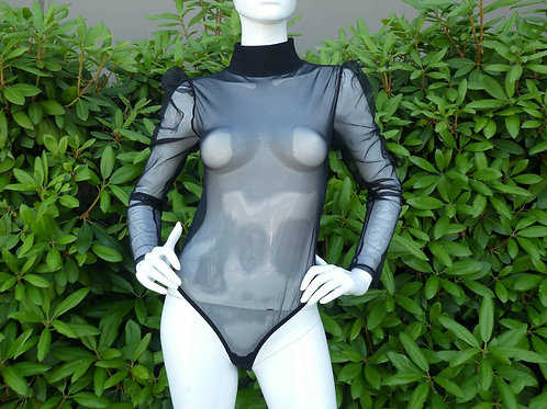 Womens OW Intimates Bella Long Sleeve Bodysuit (HFOW-150024)