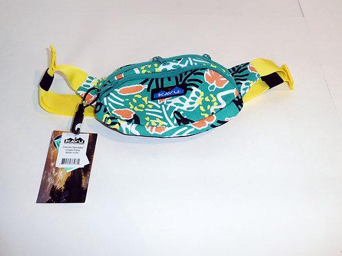 Kavu Spectator Belt Bag Fanny Pack Accessory Jungle Party (ELAV-9204-1179)