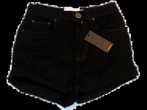 Womens One Teaspoon High Waist Bandit Shorts (HFOT-21930)
