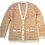 Thumbnail: Womens Ronny Kobo Chavri Tweed Cardigan Multicolour (HFRK-73020TWB)