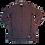 Thumbnail: Womens One Teaspoon OS Check Zip Up Shirt (HFOT-21268B)
