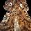 Thumbnail: Womens Ronny Kobo Nann Tiger Print Maxi Dress (HFRK-0381821TJQ)