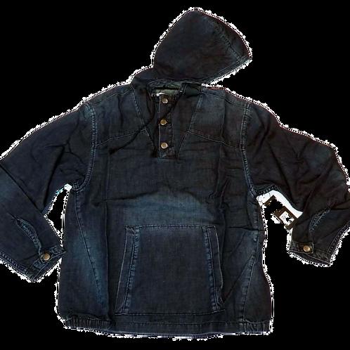 Mens One Teaspoon Denim Pullover (HFOT-19842A)
