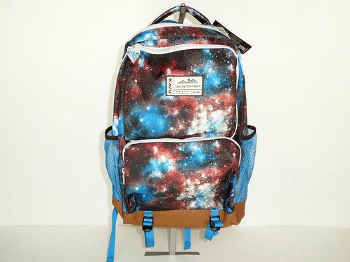 Kavu Buckner Milky Way Backpack w/ Padded Laptop Tablet Sleeve (ELAV-9183-1019)