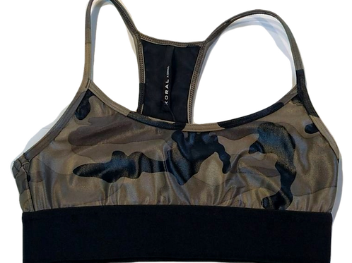Womens Koral Sweeper Sports Bra (HFKOR-A234S06)