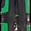 Thumbnail: Womens Koral Emblem Infinity Cropped Leggings (HFKOR-A2140ES04)