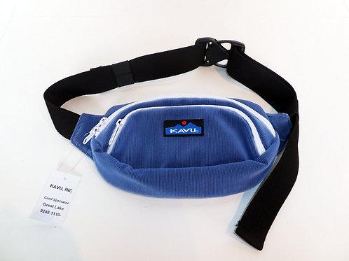 Kavu Cord Spectator Belt Bag Fanny Pack Accessory Great Lake (ELAV-9248-1110)