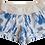 "Thumbnail: Tasc Performance Womens Airflow 2.5"" Runnning Printed Shorts (ELAV-TW669P)"