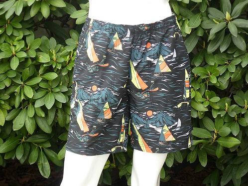 Kavu Mens Sound Sail Casual Shorts or Swim Shorts - Quick Dry (ELAV-KA486-1223)