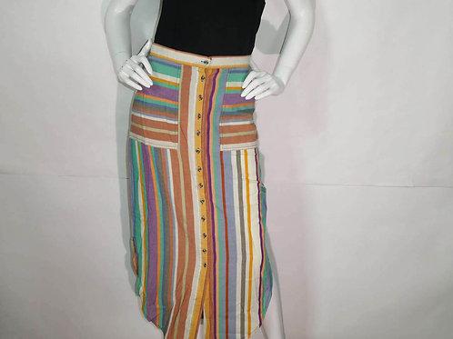 Kavu Womens Vonn Summer Button Skirt (ELAV-KA6080-1125)