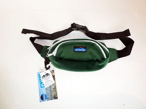 Kavu Cord Spectator Belt Bag Fanny Pack Accessory Park Green (ELAV-9248-1155)
