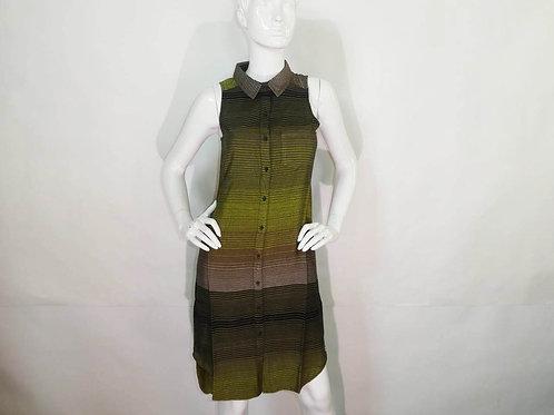 Kavu Womens Brighton Forest Stripe Straight Dress (ELAV-KA6051-911)
