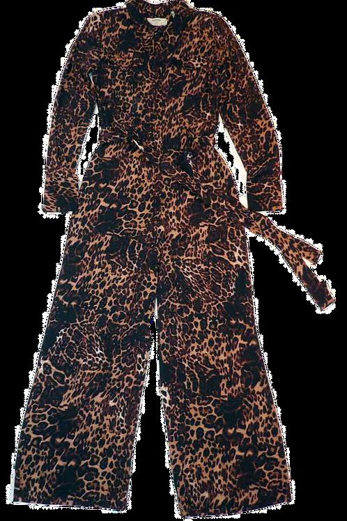 Womens One Teaspoon Big Cat Valentine Jumpsuit (HFOT-22610)