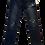 Thumbnail: Mens One Teaspoon Mr Blues Regular Jeans (HFOT-19219C)
