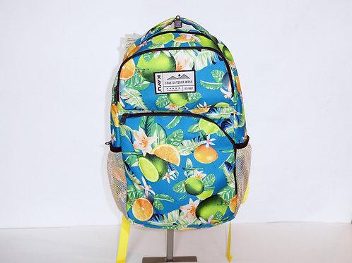 Kavu Packwood Ocean Citrus w/ Padded Laptop Tablet Sleeve (ELAV-9113-1169)