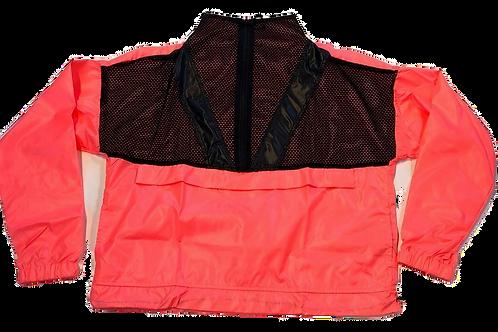 Womens Koral Groove Zephyr Cropped Zip Jacket (HFKOR-KP4241N94)
