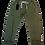 Thumbnail: Womens One Teaspoon Khaki Shabbies Drawstring Jean (HFOT-23877)