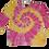 Thumbnail: Womens Generation Love Felicity Tie Dye Top (HFGL-SP20412)