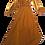 Thumbnail: Womens Ronny Kobo Estelle Midi Dress (HFRK-0381755DJQ)