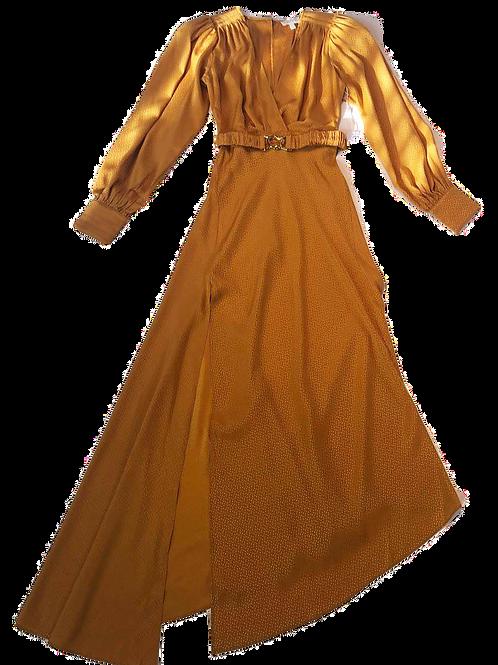Womens Ronny Kobo Estelle Midi Dress (HFRK-0381755DJQ)