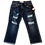 Thumbnail: Kids One Teaspoon Mini Hooligans Jeans (HFOT-21131)
