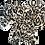 Thumbnail: Womens Ronny Kobo Liliana Leopard Print Puff Sleeve Blouse (HFRK-9740151PLJ)