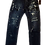Thumbnail: Mens One Teaspoon Mr Golds Jeans,Rigid,Low Slung,Relaxed Fit (HFOT-19831BREG)