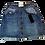 Thumbnail: Womens One Teaspoon Viper Button Skirt (HFOT-22329)