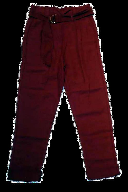 Womens One Teaspoon Linen HW Soho Pants (HFOT-21395)