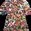 Thumbnail: Womens Ronny Kobo Mia Long Sleeve Midi Dress (HFRK-9881344FJQ)
